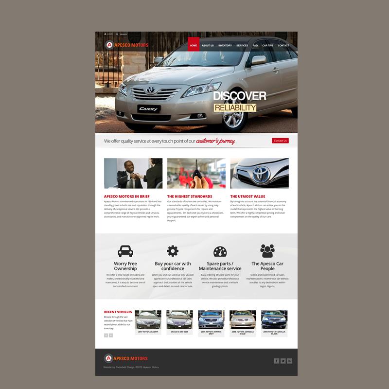 Apesco Motors